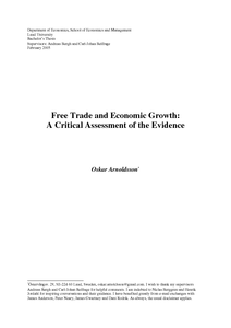 free economic papers