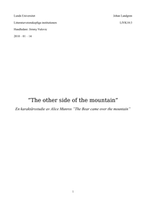 The Other Side Of The Mountain Pdf