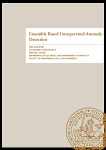 Ensemble based unsupervised anomaly detection