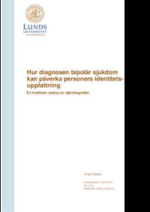 Dating en person med bipolär sjukdom dejtingsajter för operativa handlings planerna